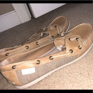 Fairly new sperry's